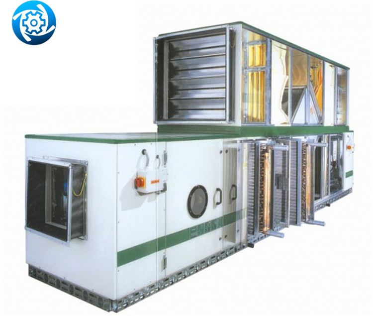 air handling unit by BOPP film capacitor with high quality on AC Motor