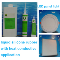 Heat Conductive Silicone Rubber RTV Silicon Sealant