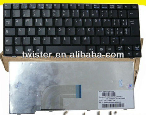 laptop keyboards for Acer Aspire One A110L
