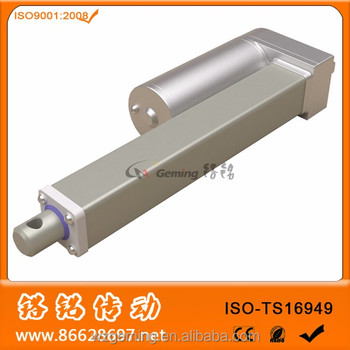 DC, 24V linear actuators, high-speed, high load, sexual supplies actuators