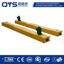 General Industrial Equipment Top Running Bridge Crane End Carriage Beam