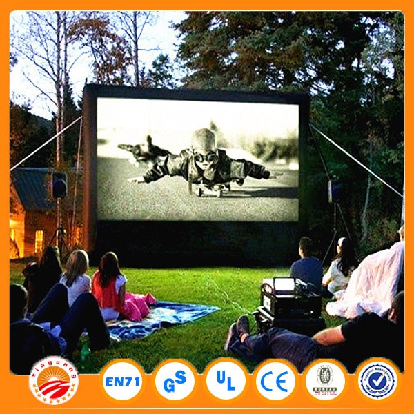 outdoor movie theater screen projectors for sale