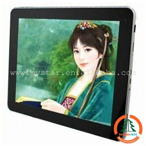 Cheap tablet pc 9.7 inch android 4.0 skype tablet