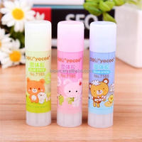 Cute super sticky jelly solid glue stick, non-toxic children's hand-essential tantamount three models