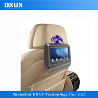 2016 NEW 7 inch portable dvd player for car