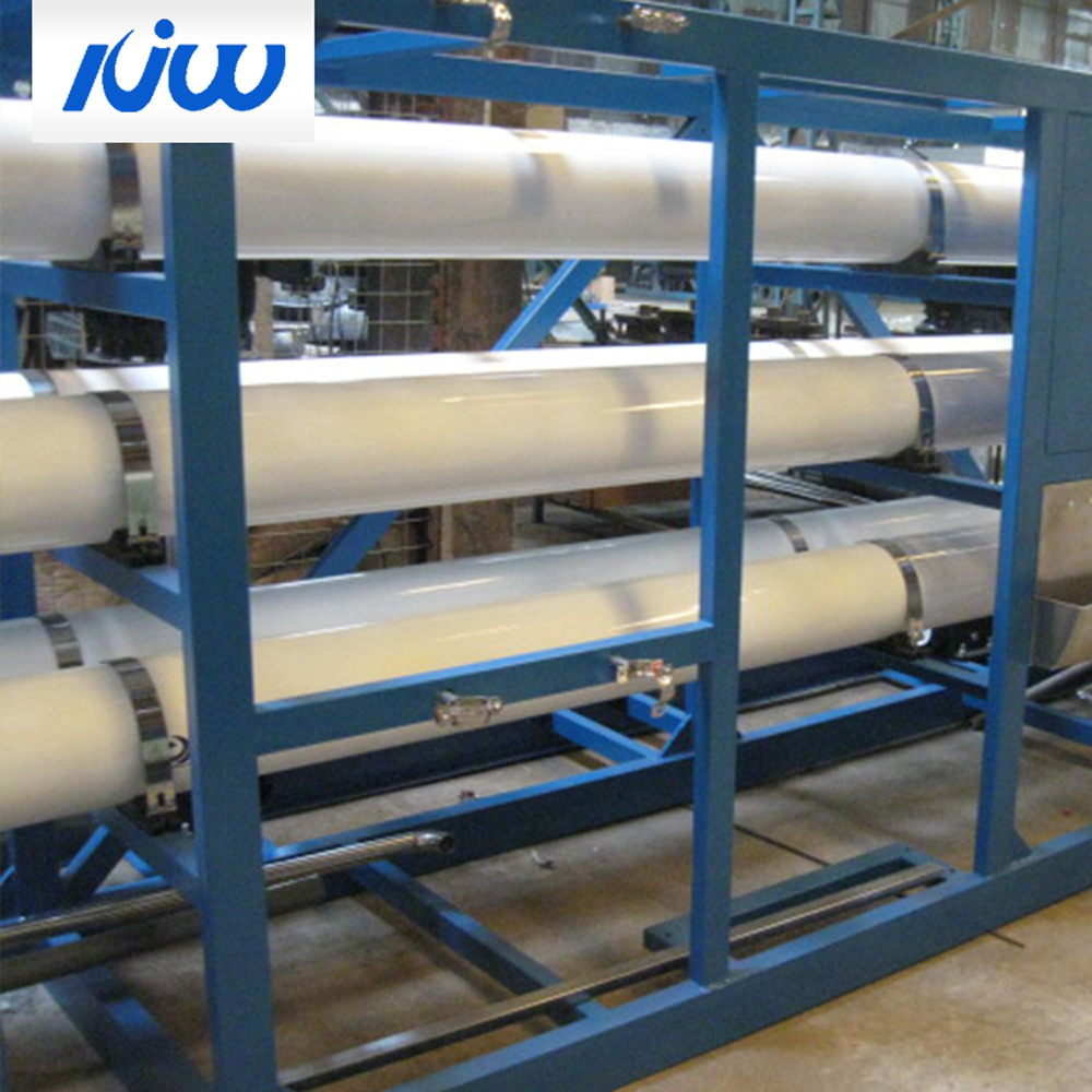 Filter Housing Stainless Seawater Desalting Plant Industrial Ro Water Equipment Project Construction