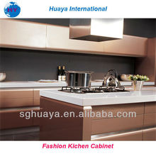 Fashion lacqure new design Kichen Cabinet