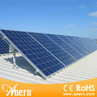 High grade solar panel kit solar electricity home system on grid 10KW