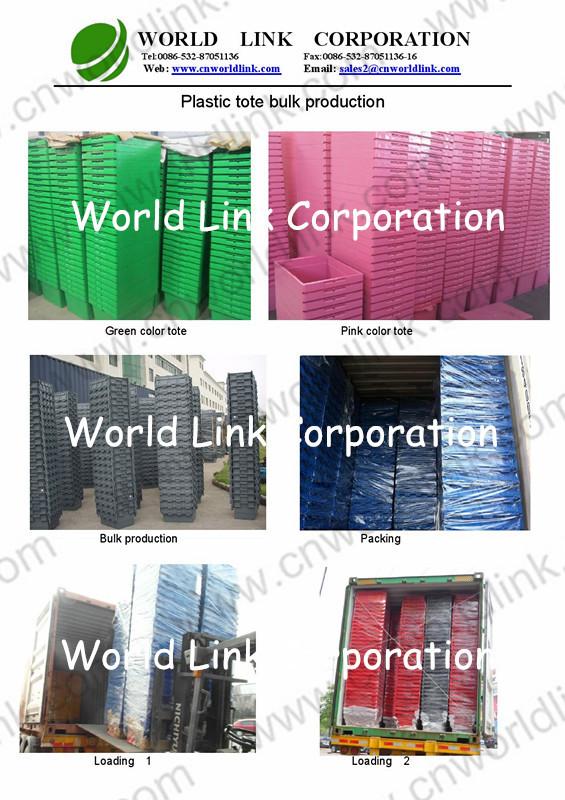 Plastic Crates Bulk Production