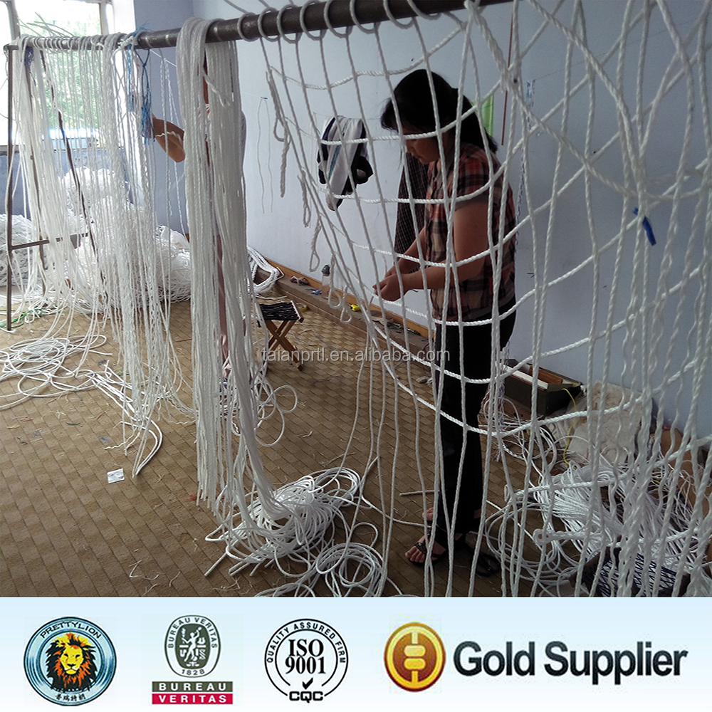 flexible high-strength fiber rope net