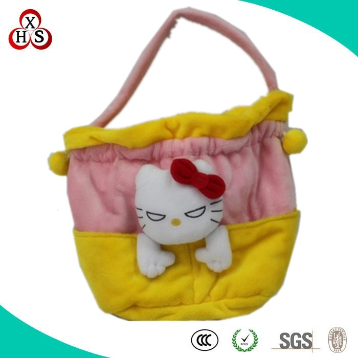 factory wholesale hello kitty tote bag / hello kitty lunch bag