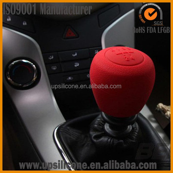 Truck Car Gear Shift Knob Shifter Cover Sleeve Pad Case Black