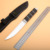 5Cr13Mov Stainless Steel Knife Japanese Knives with nylon Sheath Fixed Tactical Outdoor Tool Dropshipping 2844