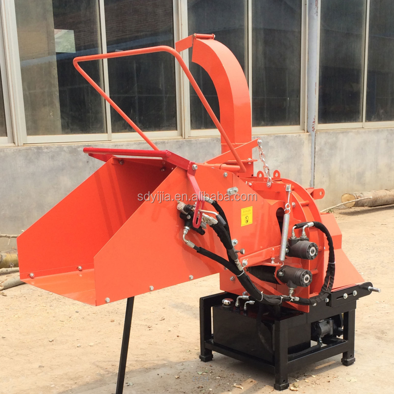 Factory direct low price 8 inch PTO driven wood chipper for sale