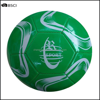 Fashion Designed Stock Promotional 32 Panel Soccer Ball