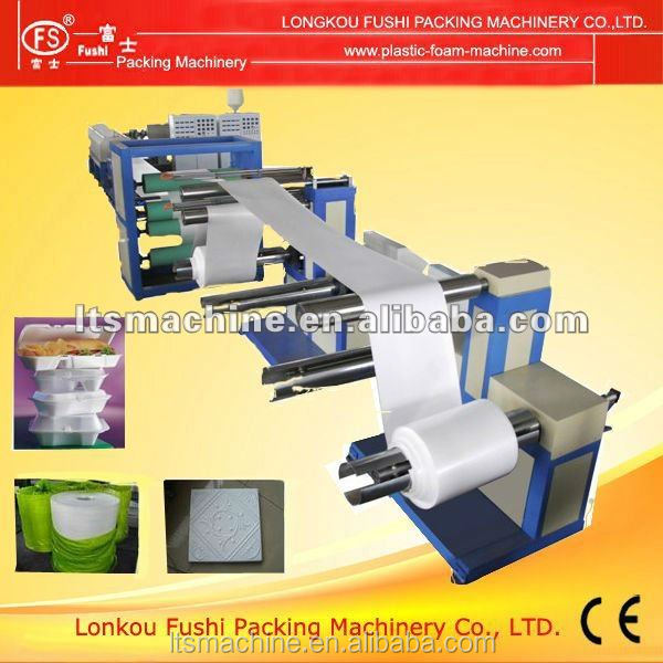 EPS/PS Foam Sheet Extruder Production Line