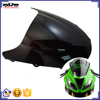 BJ-WS-6R-98 Motorcycle Windscreen ABS Windshield Kit For Kawasaki ZX6R 98-99