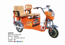 ride instead of walk electric tricycle