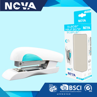Top selling luxury plastic paper new unique hot stapler