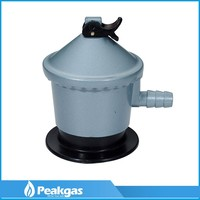 Wholesale High Quality Zinc alloy shell quick on gas regulator