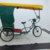 Classic pedicab/rickshaw/three wheel bicycle for passenger
