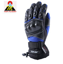 Top Grade Hot Sale Waterproof Winter Outdoor Full Finger Cycling Motorcycle Riding Gloves