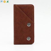 Mobile phone accessories,Wallet card slot Leather Case For iPhone 7 and for iphone 8 case