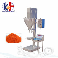 USD2100 KEFAI semi-auto powder filling machines/talc powder filling machine/powder filling machines auger fillers