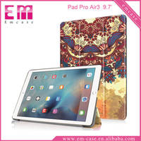For iPad Pro Business Ultra Thin Leather Case Three Folding Leather Case For iPad Pro Air