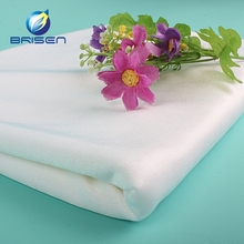 Wholesaler spandex white elastic stretchy fabrics material