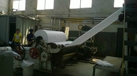 wrinting and copy paper machinery