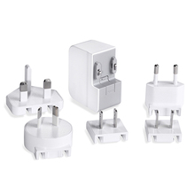 1 port eu/us/uk plugs wall chargers 5V1A,mobile phone accessories,adapter