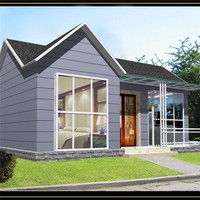Three Storey China Prefabricated Homes House Plans