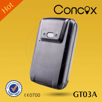 Portable Easy Attach Vehicle Locator Waterproof GPS Tracker Concox GT03A
