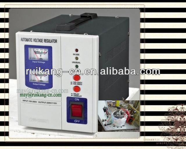 high Power 2000VA Toroidal chlorine stabilizer