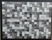 Shanghai China Supplier Excellent Performance Glass and Aluminium Mosaic Tile