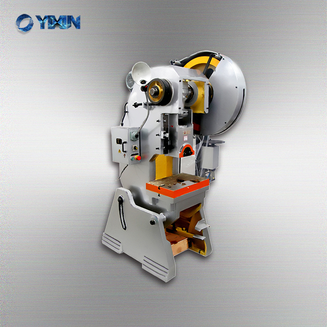 Yixin Technology automatic manual operate punch press <strong>machine</strong>