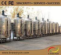 beer machine mixes,50l-6000l Jacketed Beer Fermentation Tanks for sale