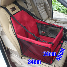 Foldable Pet Dog Car Seat Carrier Soft Side Pet Outdoor Carriers