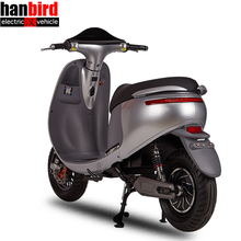 China Popular Scooters Mopeds with Portable Electric Scooter Battery Charger