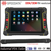 Chinese OEM IP65 Rugged Tablet PC Android 5.1 Industrial PDA support NFC Reader and 2D Barcode Sanner Zigbee
