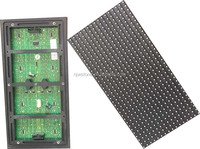 p10 SMD single color led module outdoor
