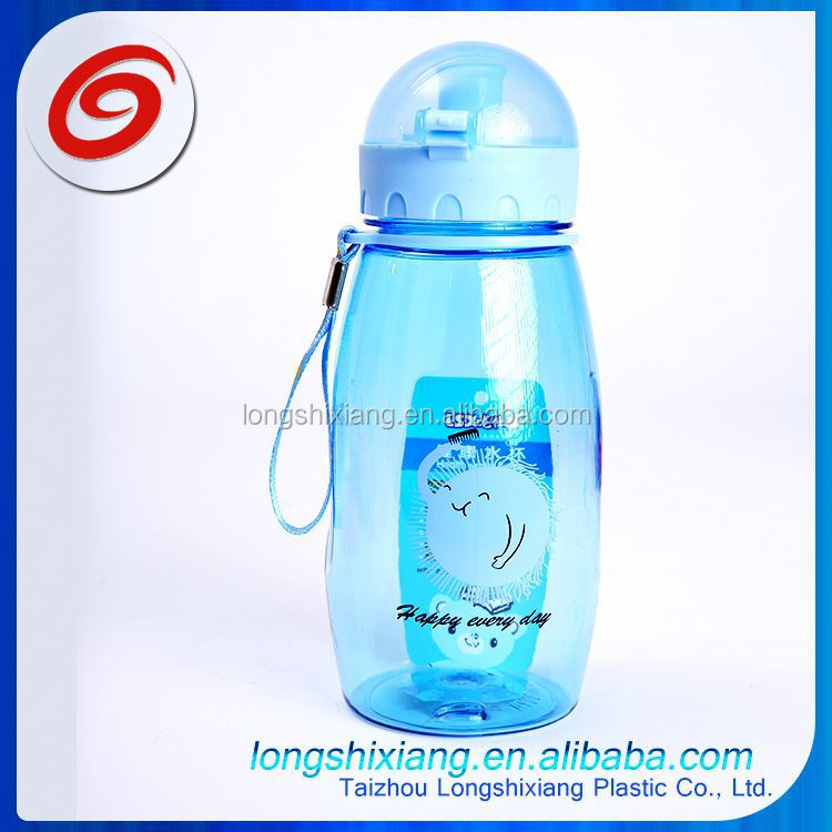 2015 plastic paint shaker wholesale,water bottle with lock,400ml plastic water drinking bottles