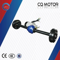 Electric Golf Carts/Electric Vehicle/E-tricycle Drum Disc,motor conversion kits,motor with rear axle gearbox