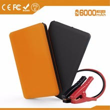 12V Car Booster and mobile Power Pack Battery Jump Starter with Power Bank