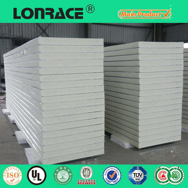 eps concrete prefabricated sandwich panel / ready made walls / prefabricated house prefabricated