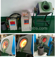 2015 New IGBT Induction Furnace For Melt Aluminum/Copper/Cast Iron/Steel