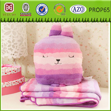 Perfect nap blanket cuddling up on the couch coral fleece blanket