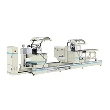 Automatic Double Head CNC Industry Aluminum Cutting Saw
