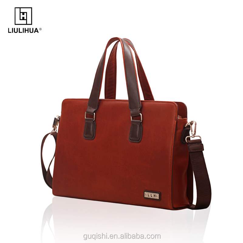 liulihua Manufacturers Supply dongguan handbag brands leather man bag
